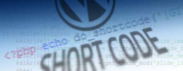 short code wordpress