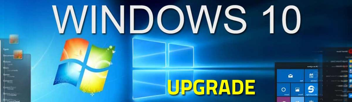 upgrade aggiornamento windows 10